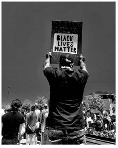 Bishlam Bullock, Salon B, Marin City Protest
