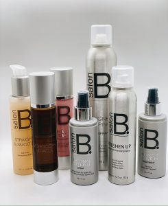 Salon B product line